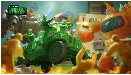 Download Army Men Strike For Mac