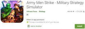 Download Army Men Strike For Windows