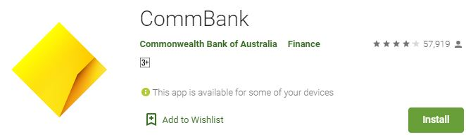 Download CommBank For Windows