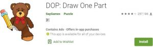 Download DOP Draw One Part For Windows