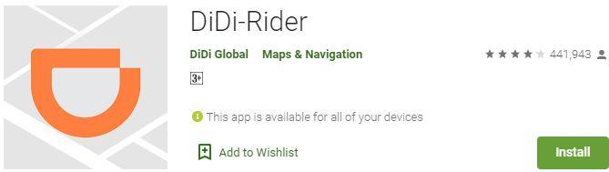 Download DiDi-Rider For Windows