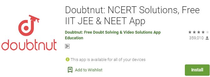 Download Doubtnut For Windows