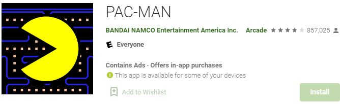 Download PAC-MAN For Windows
