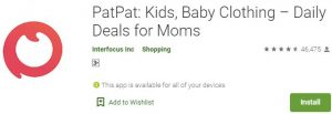 Download PatPat Kids, Baby Clothing For Windows