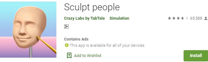 Download Sculpt people For Windows