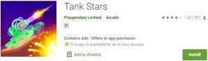 Download Tank Stars For Windows