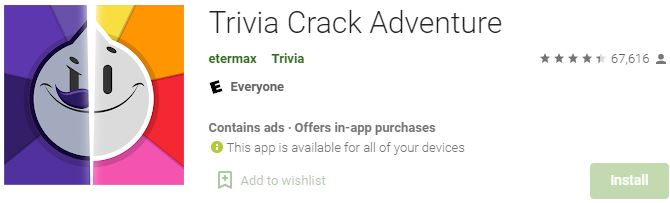 Download Trivia Crack Adventure For Windows