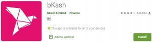 Download bKash For Windows
