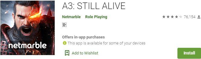 Download A3 STILL ALIVE For Windows