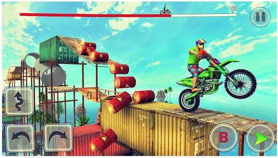 Download Bike Stunt Race 3D For Mac
