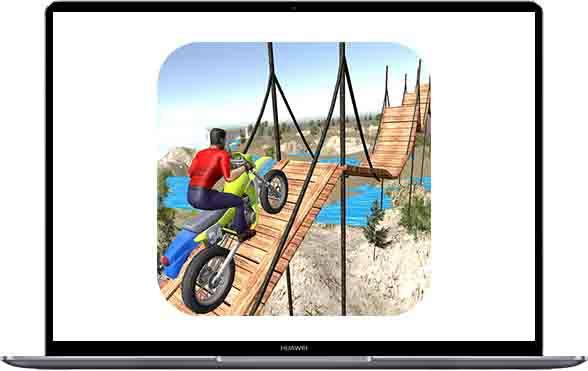Download Bike Stunt Race 3D For PC
