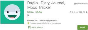 Download Daylio For Windows