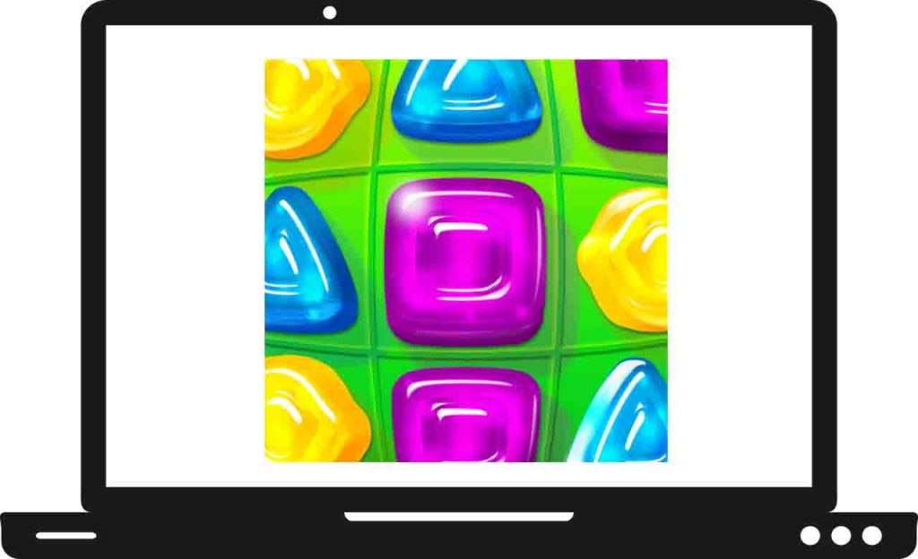 Download Gummy Drop For PC