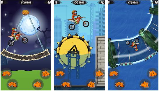 Download Moto X3M Bike Race Game For Mac