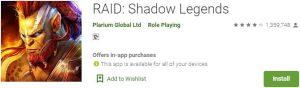 Download RAID Shadow Legends For Windows
