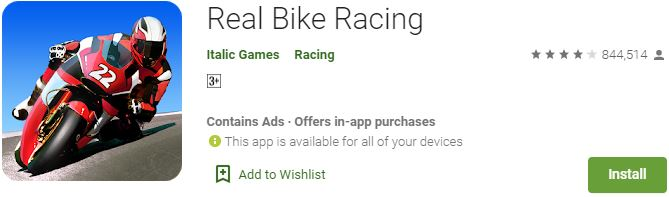 Download Real Bike Racing For Windows