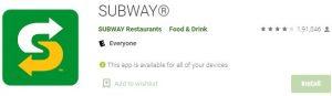 DownloadSUBWAY For Windows
