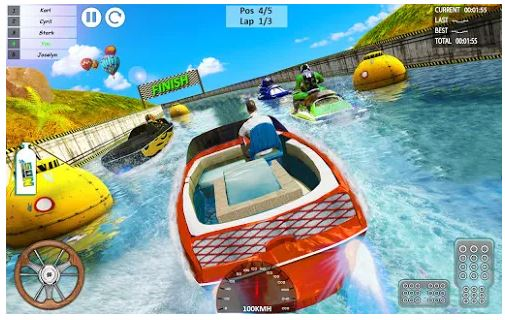 Download Xtreme Boat Racing For Mac