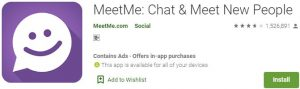 Download MeetMe For Windows