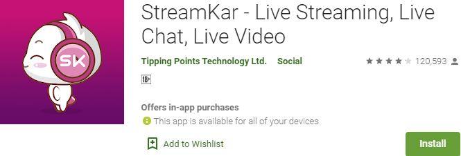 Download StreamKar For Windows