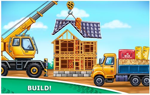 Download Truck games for kids For Mac