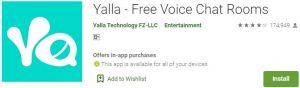 Download Yalla For Windows