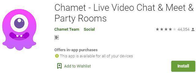 Download Chamet For Windows