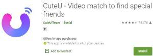 Download CuteU For Windows