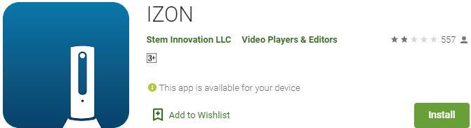 Download IZON For Windows