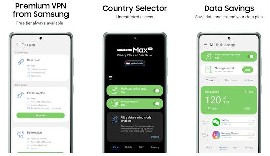 Samsung Max VPN for Windows